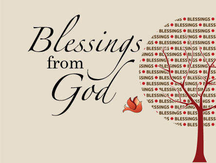 Blessing in your business.